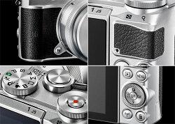 [8GBmicroSDHC&カメラバッグ付]Nikon1J5ダブルレンズキット『即納〜2営業日後の発送予定』ニコンデジタルミラーレス一眼レフJ5Body+1NIKKOR18.5mmf/1.8+1NIKKORVR10-30mmf/3.5-5.6PD-ZOOM大口径標準レンズとズームレンズキット【smtb-TK】[02P11Apr15]