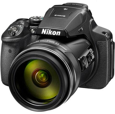 Nikon COOLPIX P900 デジタルカメラ『納期2-3ヶ月程度』小型ボディーに光学83倍!2000mm相当の超望遠とバリアングル液晶モニターしたネオ一眼デジカメ【smtb-TK】【RCP】[fs04gm][02P05Nov16]