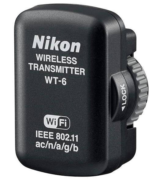 Nikon ワイヤレストランスミッター WT-6 [02P05Nov16]【コンビニ受取対応商品】:カメラのミツバ