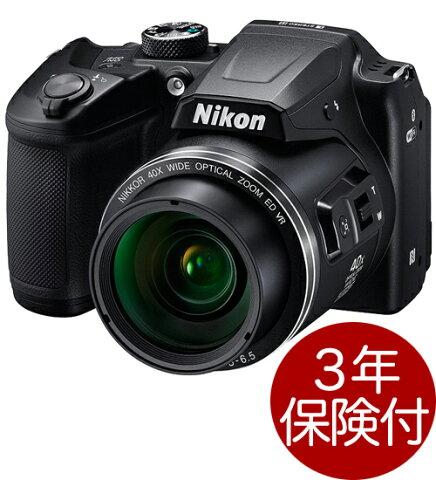 Nikon COOLPIX B500 ブラック デジタルカメラ『即納〜2営業日後の発送』光学40倍ズームとチルト式液晶モニター・単3系電池に対応高倍率ネオ一眼タイプデジカメ【smtb-TK】【RCP】[fs04gm][02P05Nov16]