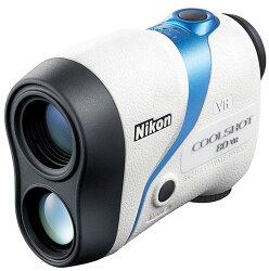 Nikonゴルフ用レーザー距離計COOLSHOT80VR『2016年10月21日発売』測定が可能なレーザー距離計【RCP】[fs04gm][02P01Oct16]