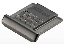 NikonアクセサリーシューカバーASC-01メタルブラック『2〜3営業日後の発送』[02P05Nov16]【コンビニ受取対応商品】