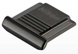 NikonアクセサリーシューカバーASC-03メタルブラック『2〜3営業日後の発送』[02P05Nov16]【コンビニ受取対応商品】