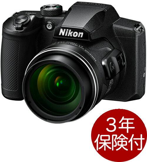 Nikon COOLPIX B600 ブラック 光学60倍ズームデジタルカメラ 高倍率ネオ一眼タイプデジカメ[02P05Nov16]