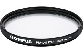 """OLYMPUS PRF-D46PRO 46 mm protection filter """"1 ~ 3 business days after shipping, fs3gm"""