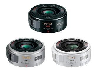 松下 LUMIX G X VARIO PZ 14-42mm/F3.5-5.6 非球面。 / 電源 O.I.S 3-4 個工作日後裝運任命 h ps14042) [沈胴鏡頭機制,緊湊,重量輕和高性能的標準變焦鏡頭。Fs3gm