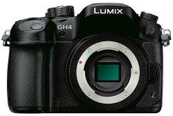 PanasonicLUMIXGH4ボディーのみ『2014年4月24日発売予定予約』4K動画撮影が可能なミラーレス一眼カメラ(DMC-GH4-KBody)【smtb-TK】[02P05Apr14M]【RCP】