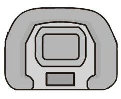 PanasonicVYK6B43アイカップ『3〜4営業日後の発送予定』LUMIXGH3用アイピース【RCP】[02P06May14][fs04gm]