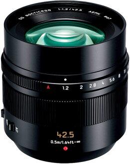 """松下徠卡 DG NOCTICRON42.5mm/F1.2ASPH./POWER O.I.S.[H NS043]""""快速交付 2 個工作日後航運 ' 鏡頭直徑 67 毫米和 85 毫米 F1.2 亮度等效 nocticlone 肖像鏡頭 [fs04gm] [03P27Mar15]"""