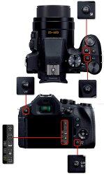 PanasonicLUMIXDMC-FZ300『即納〜2営業日後の発送』全域F2.8光学24倍ズーム・4KPHOTOが録れるハイエンドコンパクトデジカメ【RCP】[fs04gm][P15Aug15]