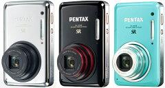 【即納】あす楽対応 [3年保険付]【送料無料】PENTAX Optio S1 メタル外装コンパクトデジカメ【...