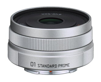 """PENTAX 01 STANDARD PRIME(8.5mmF1.9 ) """"delivery TBD reserved' Q PENTAX for lens fs3gm"""