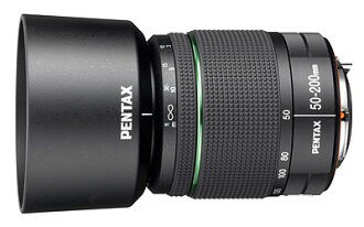 "Pentax DA50-200mmF4-5.6ED WR telephoto zoom lens ""immediate delivery ~ 3 business days after shipping,"