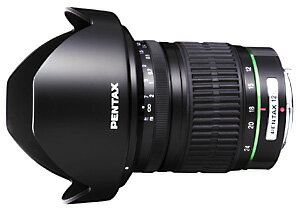 Available: you, the PENTAX DA12-24mmF4 ED AL fs3gm