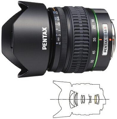 "PENTAX DA 18-55 mm II F3.5-5.6AL ""1 ~ 3 business days after shipping, fs3gm"