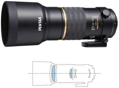 """PENTAX DA 300mmF4 EDSDM """"shipment fs3gm after the 1~3 business day"""""""