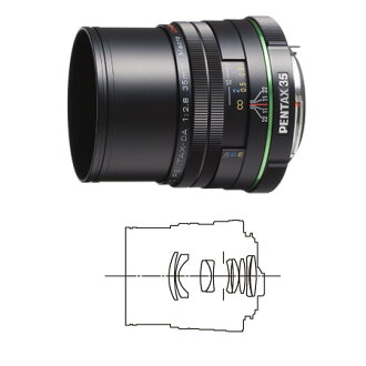 """PENTAX DA35mmF2.8 Macro Limited """"delivery TBD reserved' fs3gm"""