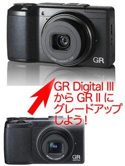 """理光 GR DIGITAL3 理光 GR 二年級計畫""""理光 GR2 升級到 GR 數位三。 ' [fs04gm] [02P05Dec15]"""