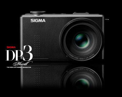 【送料無料】[3年保険付]SIGMA DP3 Merrill デジタルカメラ『2013年2月22日発売予定予約』[マ...