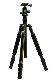 "The shipment after the SIRUI TX series T-1004X+G10X aluminum tripod set ""immediate delivery - 2"" business day [aluminum tripod ][fs04gm][02P21May14] of the representative model of SIRUI which reverse a leg, and can put away compactly]"