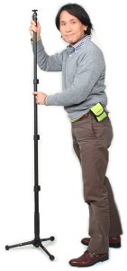 【当店限定ポイントUP祭】[期間限定特価]【02P25Oct12】【RCP1209mara】Velbon Pole Pod II (RU...