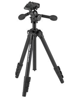 [耐加重2.5kg]腿徑26mm鋁4段三脚安排[fs04gm][02P05Nov16]貝爾最大砰附帶Sherpa 545II雲台的三脚