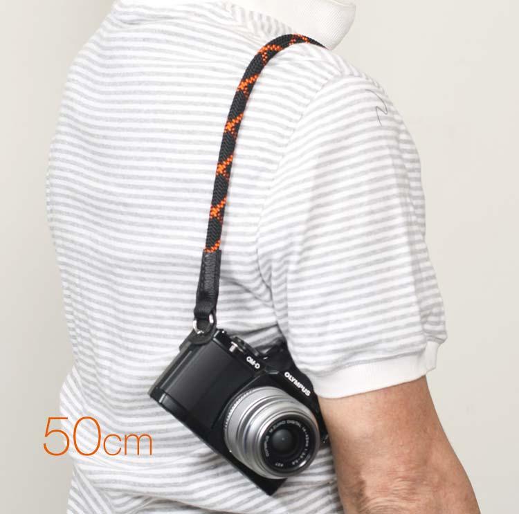 【在庫処分特価】ExtendedPhotographicMaterialヨセミテカメラストラップアルファALPHA9mmあて革付126cm/111cm/105cm/50cm[02P05Nov16]【[レターパック]等での配送】
