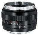 [3年保険付] CarlZeiss PlanarT*1.4/50mmZE Canon EOSマウントマニュアルフォーカスレンズ[02P05Nov16]