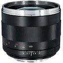 [3年保険付]【送料無料】CarlZeiss PlanarT*1.4/85ZE 85mm F1.4 Canon EOSマウント『1~3営業日...
