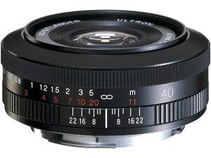_[3年保険付]Voigtlander ULTRON 40mm F2 SLII Aspherical/EF(ウルトロン 40mm F2 EOSマウント...