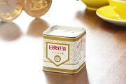 日東紅茶白缶復刻版セイロン紅茶リーフティ