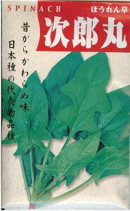ホウレンソウ 種 次郎丸 (40ml)