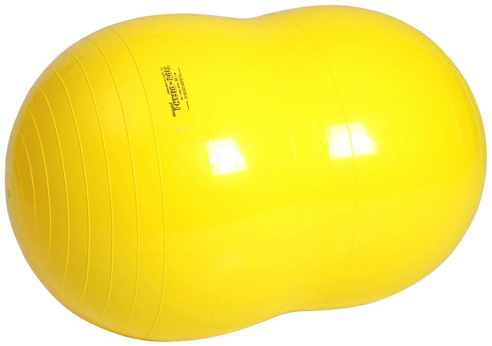ギムニクフィジオロール55【バランスボールフィジオロール55】黄、ギムニクボール