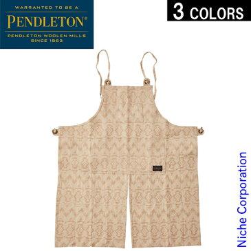 ペンドルトン キャンバスワークロングエプロン LB028 19801754