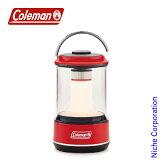 コールマン バッテリーガードLED ランタン/200(レッド) 2000034236 キャンプ用品