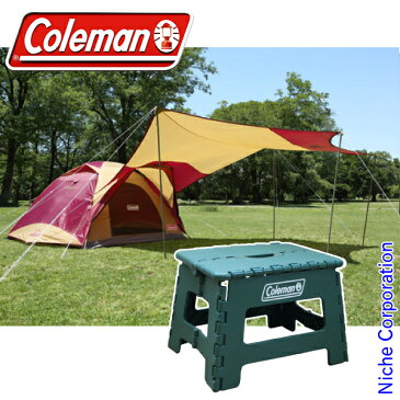 コールマン タフワイドドームIV/300 ヘキサタープセット 2000026514 テント タープ キャンプ用品 オリジナルスツールプレゼント