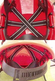 ハスクバーナヘルメット一式蛍光色