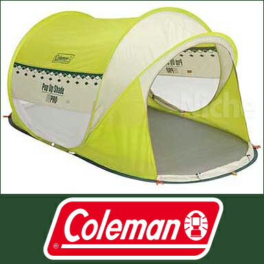 Coleman pop-up shade (Argyll / lime green) [170T16650J]  sc 1 st  Rakuten & Niche Corporation | Rakuten Global Market: Coleman pop-up shade ...