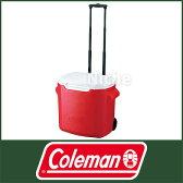 (Coleman)コールマン ホイールクーラー/28QT(レッド) [ 2000010026 ] [ Coleman コールマン クーラーボックス ] クーラー ボックス