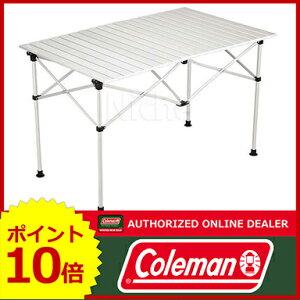 [ポイント最大19倍] コールマン イージーロール2ステージテーブル/110 [ Coleman テーブル コー...