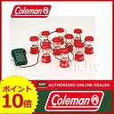 【COLEMAN コールマン】コールマン coleman LED ストリングライト (レッド) [170-9359R] キャン...