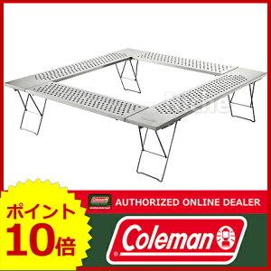 [ Coleman テーブル コールマン テーブル   アウトドア テーブル   キャンプ テーブル   BBQ テ...