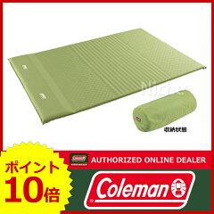 (Coleman)コールマン キャンパー インフレーターマット w | コールマン マット | アウトドア ...