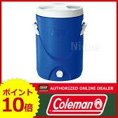 コールマン ビバリッジクーラー5ラウンド(ブルー) [ 3000001361 ] [ Coleman コールマン ジャグ   熱中症対策 ウォータージャグ 水筒 ][P10] 保冷バッグ