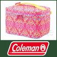 【エントリーでポイント10倍 6/25 20-24時限定】コールマン クーラーバッグ/4L (フォリッジ/ピンク) [ 2000022231 ][nocu] 保冷バッグ