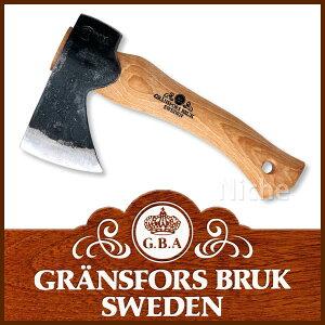 【グレンスフォシュブルーク Gransfors Bruk】ハンドハチェット [ 413 ]【薪…