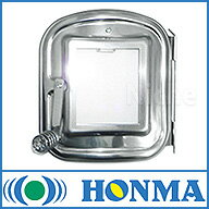 HONMA ( ホンマ ) ホンマ製作所 薪ストーブ アクセサリー[時計型薪ストーブ オプション] 時計型...