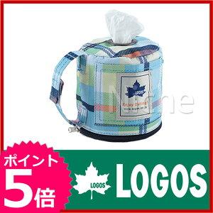 [ LOGOS ロゴス アウトドア ロールペーパーホルダー ロールペーパー ケース キャンプ用品 ]ロゴ...