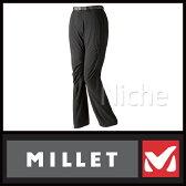 ◆月末SALE!!◆ミレー セーニュ ストレッチ パンツ BLACK-NOIR [ MIV01274-0247 ]