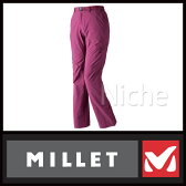 ◆月末SALE!!◆ミレー セーニュ ストレッチ パンツ AMETHYST [ MIV01274-5299 ]